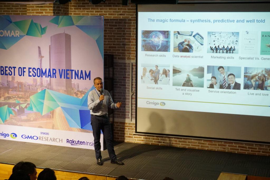 market research Vietnam