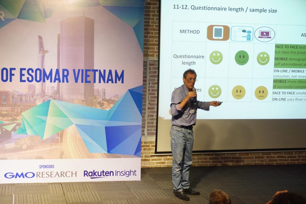 data collection Vietnam