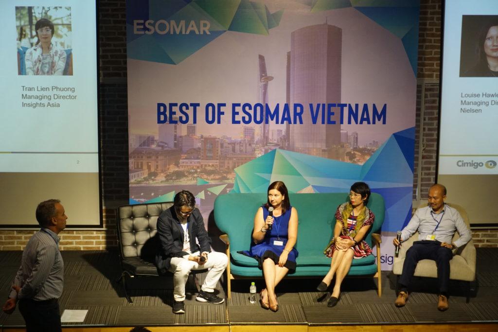 research experts Vietnam