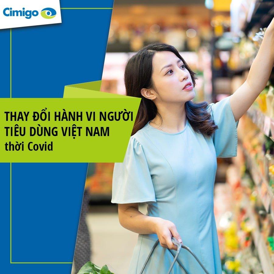 thay đổi hành vi tiêu dùng ngươi Việt Nam