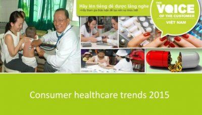 Consumer healthcare trends Vietnam Asia