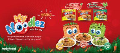 My Noodlez health conscious noodles Indonesia Asia