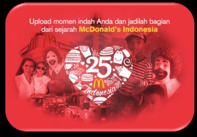 McDonald's emotional activation
