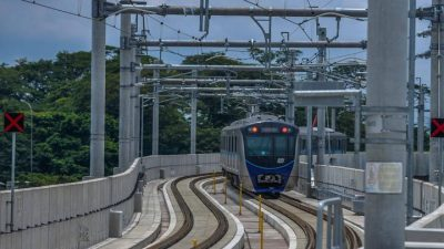 The Jakarta MRT is a point of pride for residents
