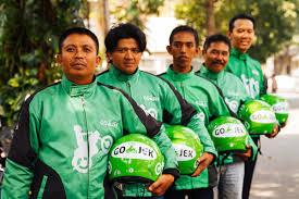mobile taxi ojek app