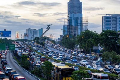 Indonesian consumers on Jakarta's pollution
