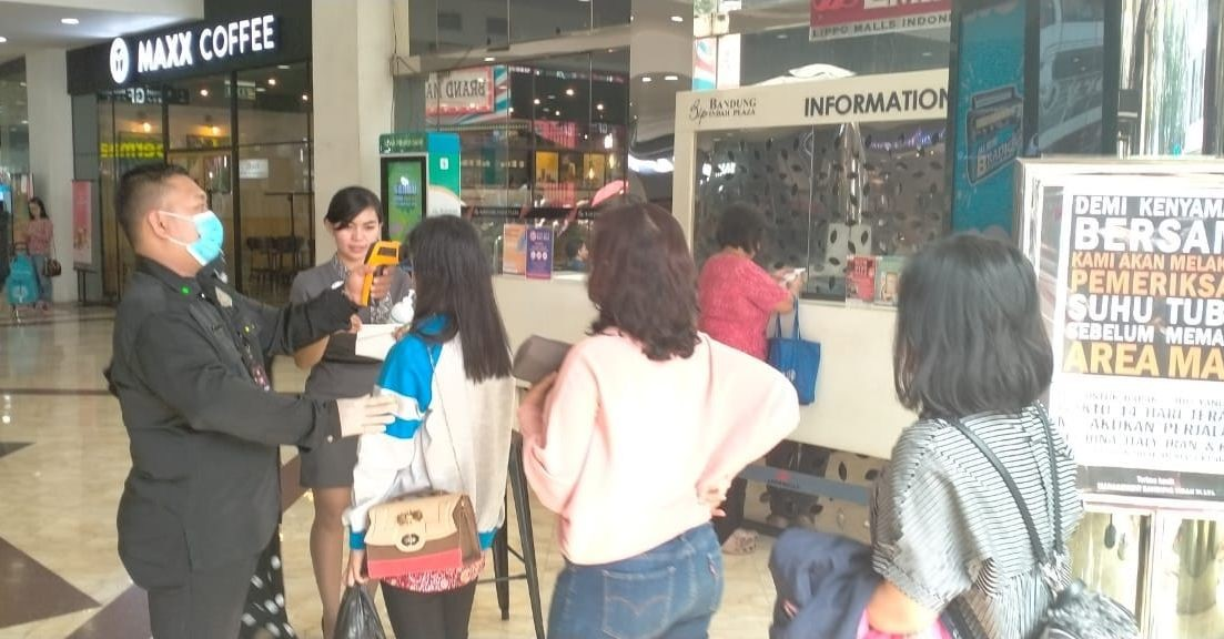 Mall Indonesia consumer research pandemic